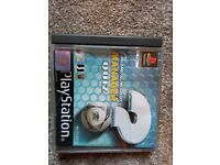 Championship Manager Quiz PlayStation 1 game