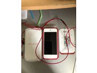 128GB product red iPod touch