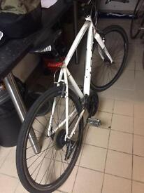 Gt push bike offers welcome