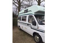 PRETTY RARE - Fiat Autotrail Badger OR PART EX FOR T4!!