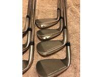 Taylormade Speedblade HL irons 5-SW