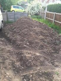 Free Top Soil (excellent quality)