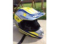 Nitro Motocross Helmet