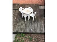 FREE Garden Furniture