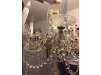 2 Chandeliers for sale