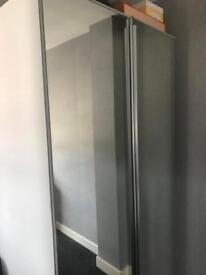 Large mirrored wardrobe