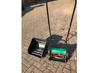 Qualcast panther 30 lawnmower
