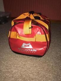 Mountain Equipment duffle bag