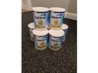 Aptamil Lactose Free Formula - 7 tins
