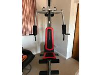 Weider 2990I home multi gym