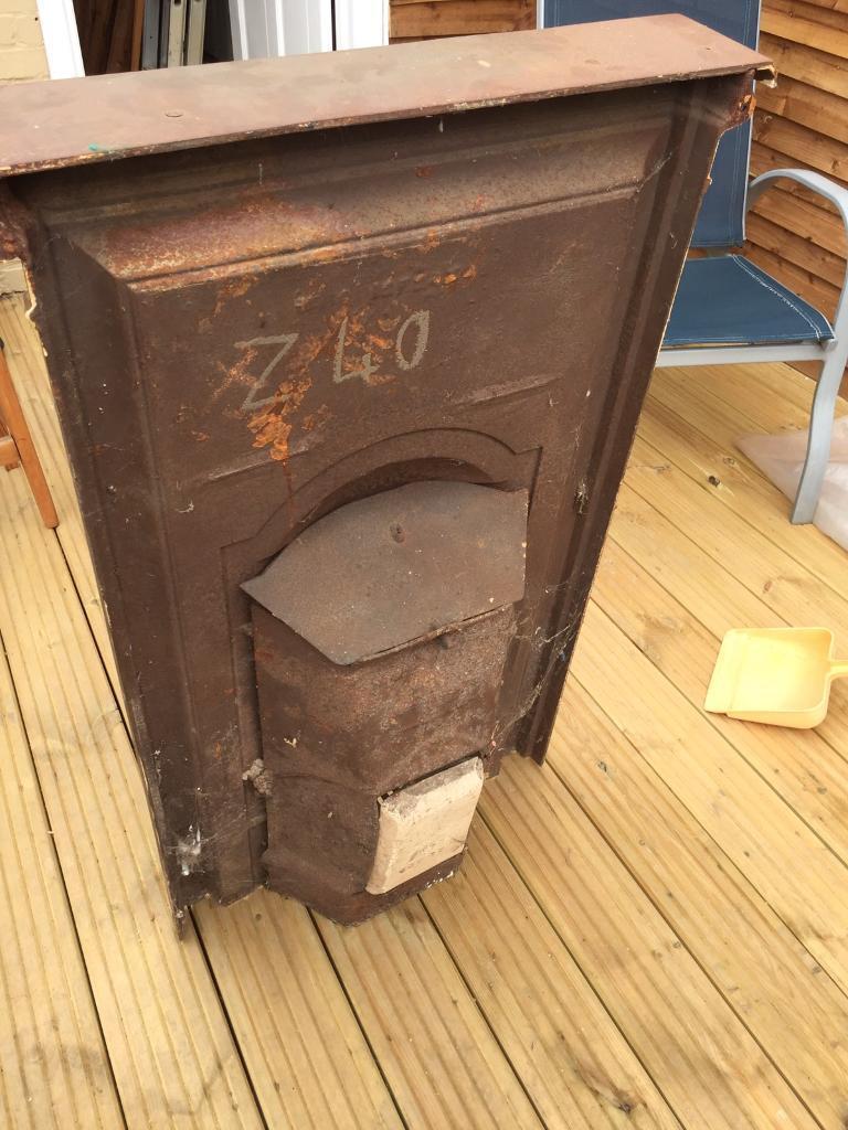 victorian fireplace in sutton london gumtree