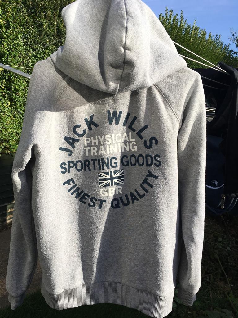 Jack wills Sherpa hoodie ladies 12