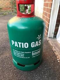 Calor 13kg Propane Patio Gas Bottle