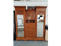 superb stunning wardrobe, regal and awesome condition