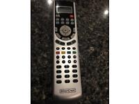 SilverCrest RCH7S52 Universal Remote Control