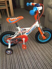 "12"" child's bike for sale"