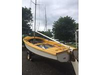 Wayfarer dinghy for sale 6641