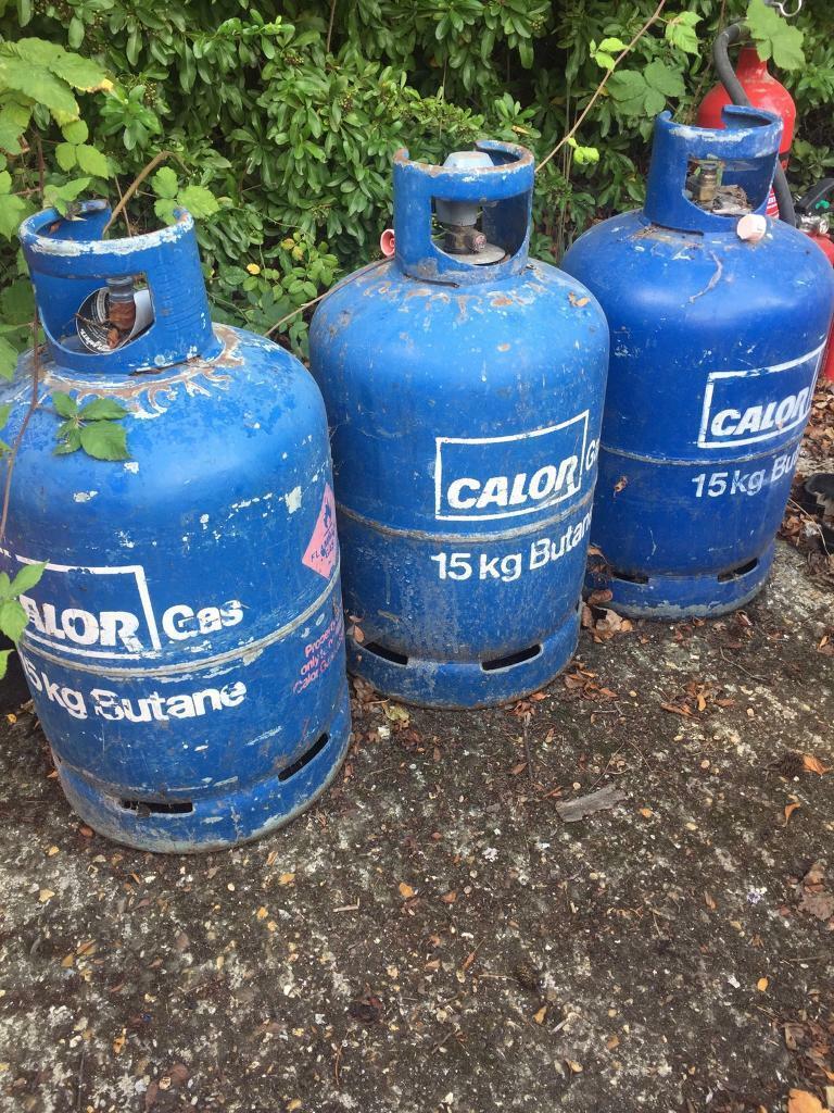 Calor Gas 15kg Butane Bottle   in Sawbridgeworth ...