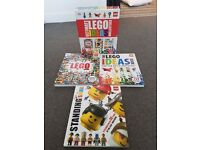 Lego - Ultimate ideas collection set of 3 x books