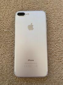 White Iphone 7 Plus