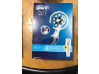 Brand new oral b pro sealed never been used