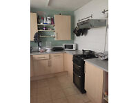 Double room for rent in shared house, bills included.