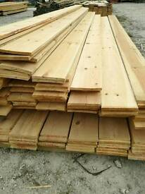 "6 x 1/2"" Rough Sawn Timber 3.6mtr Lengths"