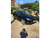 FORD FOCUS ZETEC 1.6 BLACK