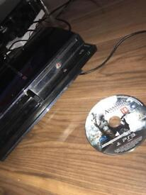 Original ps3 works good condition with no controller