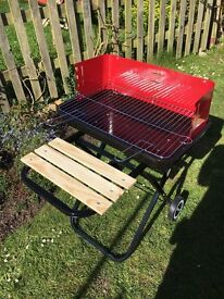 As New UNUSED portable BBQ