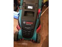 Bosch Rotak 40-17 Ergo Lawnmower
