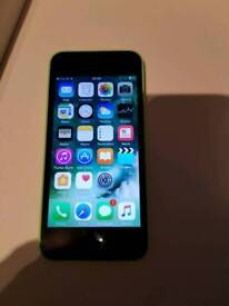 iPhone 5c 8gb Unlocked works with any network