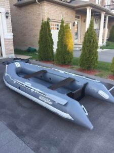 Inflatable Boat 10 foot Navigation New