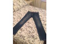 River Island Jeans, Sleek and Slim, size 10 £3
