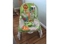 Baby chair/ bouncer