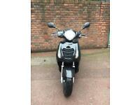 Honda ps. 125 not sh pcx