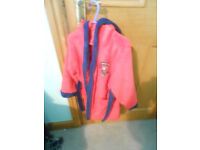Marvel Spiderman dressing gown 3-4 yrs Good condition
