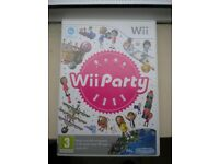 Wii party-over 80 games!