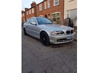 BMW 323Ci - For spares or repair.