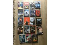 Bundle of new DVDS action and thriller
