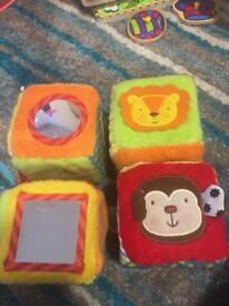 Tesco soft cubes