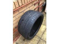Bridgestone Run Flat Tyre 255/30/R19