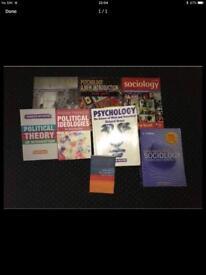 Social Sciences Book Bundle