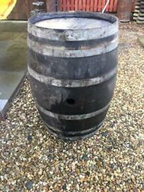 Garden Barrel