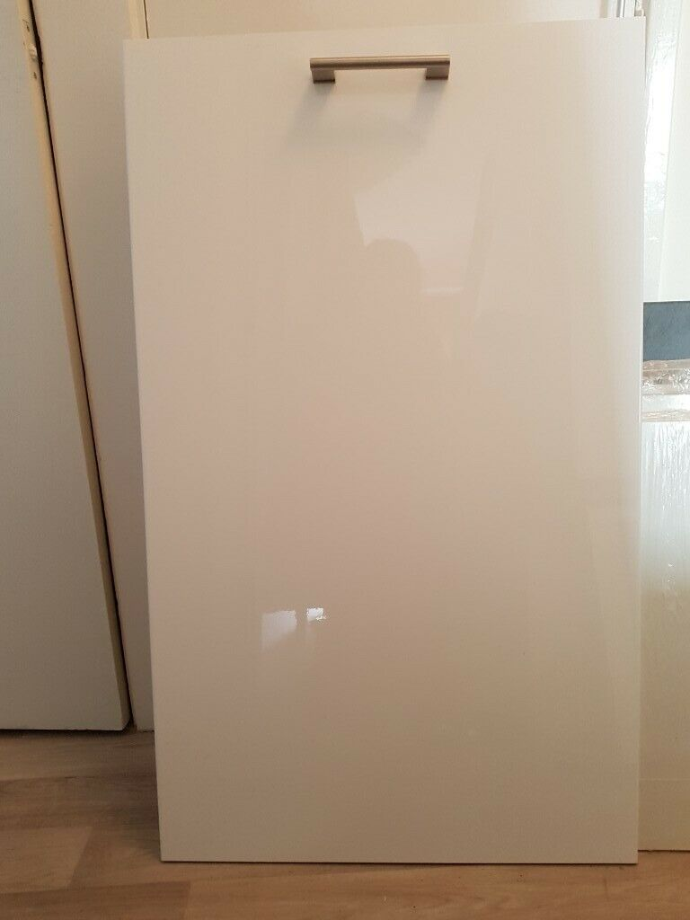 Ikea Ringhult High Gloss White Kitchen Cabinet Doors X 5 Combined Rrp 193 00 In Hackney London Gumtree