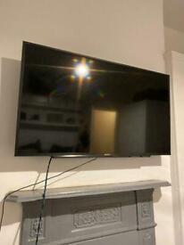 "Sony 48"" smart tv"