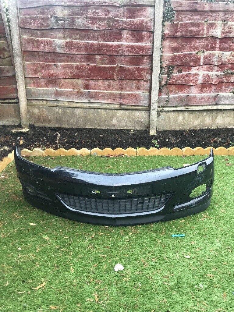 Vauxhall Astra 3 Door Front Bumper