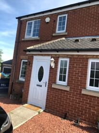 3 Bed Semi Detached with Double Garage