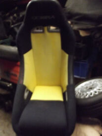 PAIR OF COBRA SEATS RUNNERS ALSO AVAILABLE
