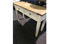 Hand made console tables-£129 each